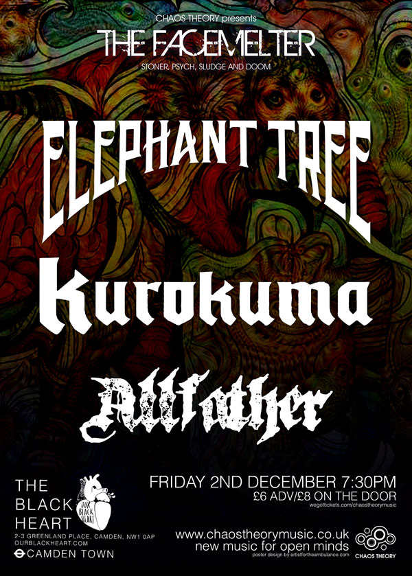 Elephant Tree poster