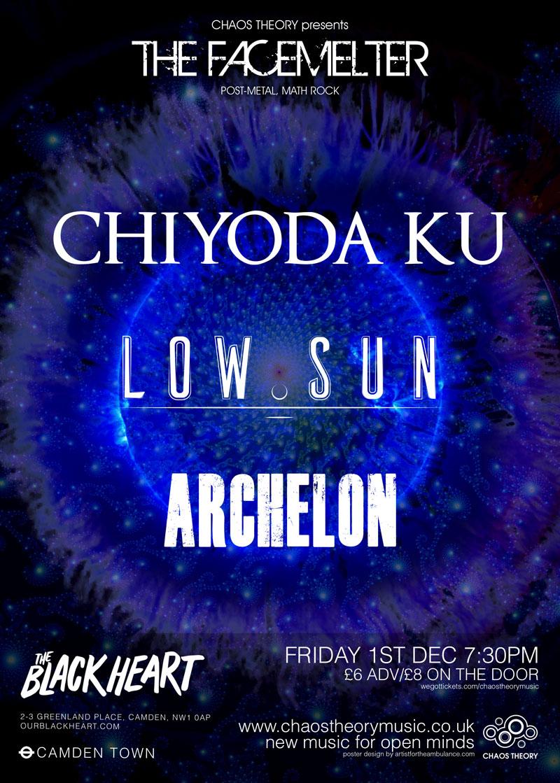 Chiyoda Ku poster