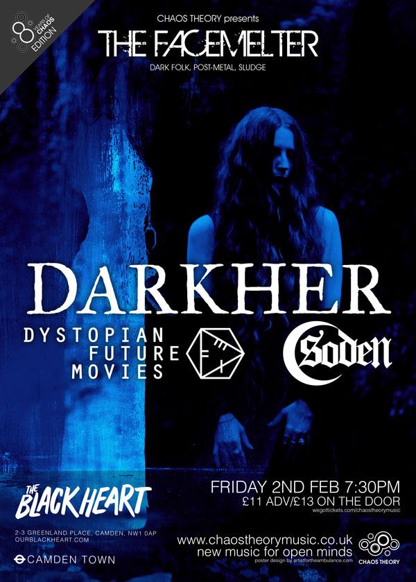 Darkher poster