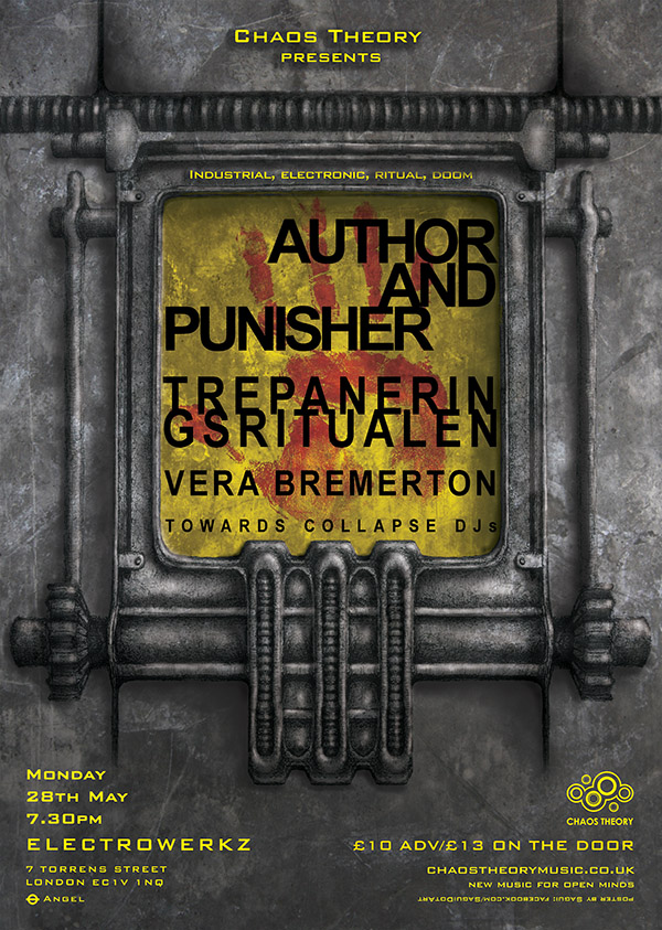 Author & Punisher poster