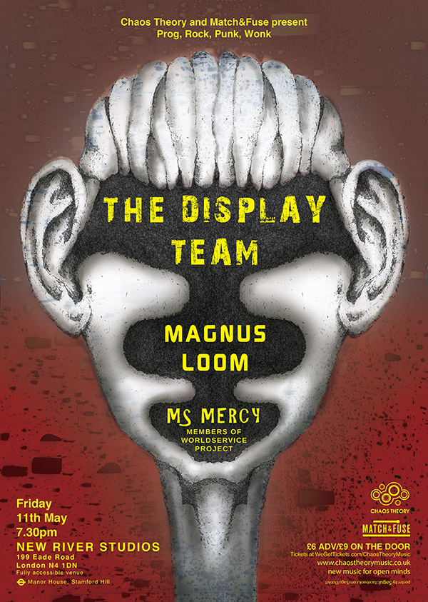 The Display Team poster