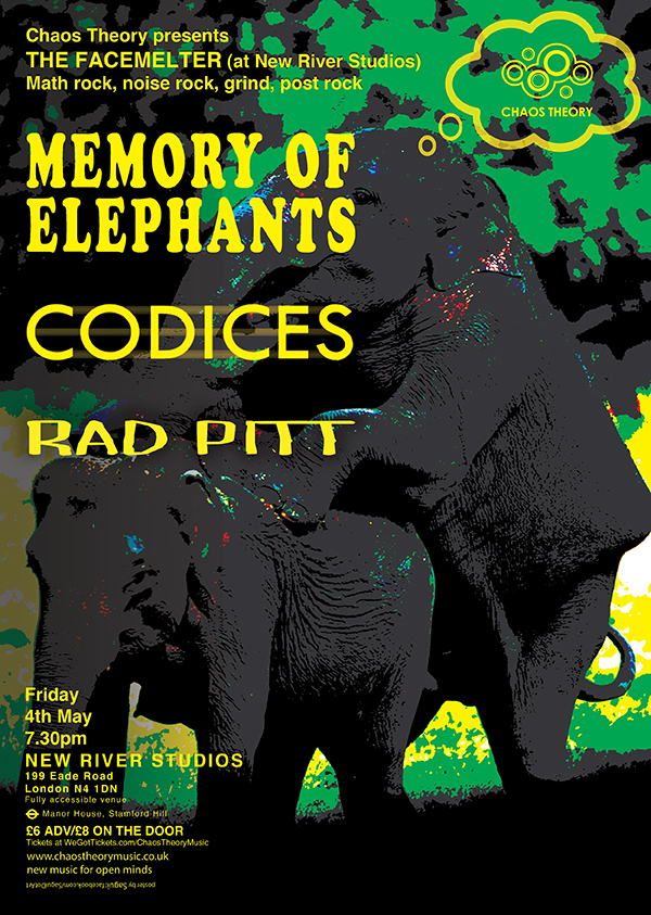 Memory of Elephants poster