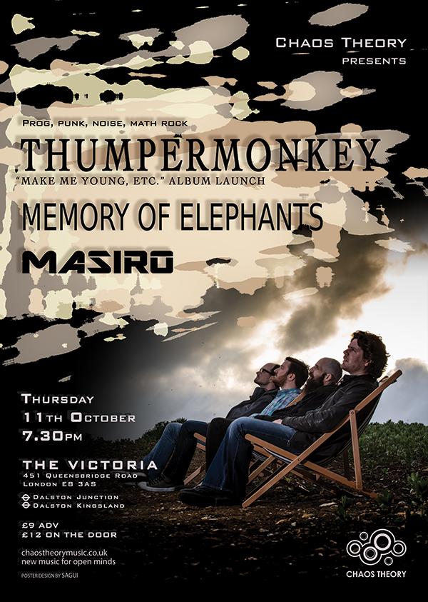 Thumpermonkey poster
