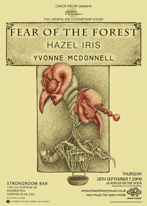 Fear of the Forest poster