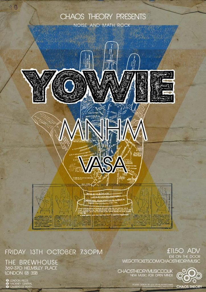 Yowie poster